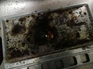 トースター重曹掃除 焦げ