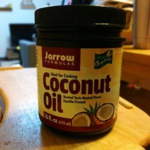 においがしないココナッツオイル iHerb