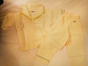 オリエンタルホテル東京ベイの子ども用パジャマは小さい!?