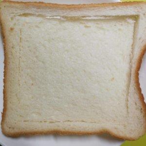 食パンの耳をカリカリ焼く方法